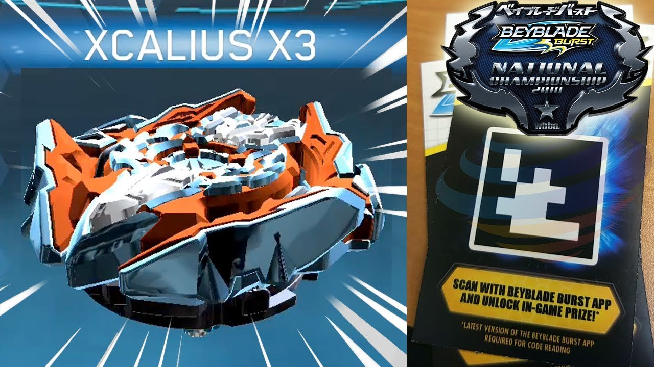 Qr Xcalius X3 Duplo Elemental Do Torneio Americano Beyblade Burst App Qr Codes Youtube In this amazing collab with zankye we bring you the famous xcalius x4 qr code! qr xcalius x3 duplo elemental do torneio americano beyblade burst app qr codes