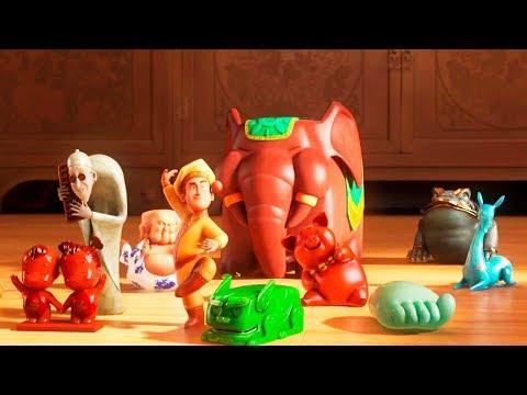 Мультфильм «Тайна магазина игрушек» — Русский трейлер [2018]