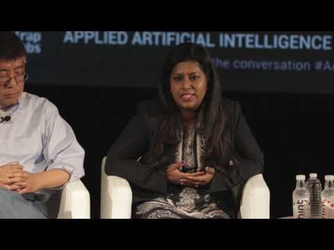 Applied AI Conference 2017 - Panel: Why AI is the Future of FinTech