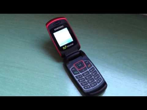 Samsung SGH-B270 / C270 review (ringtones & wallpapers)