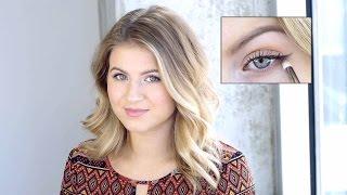 On the Go Makeup Tutorial | Makeup Geek Eyeshadows Thumbnail