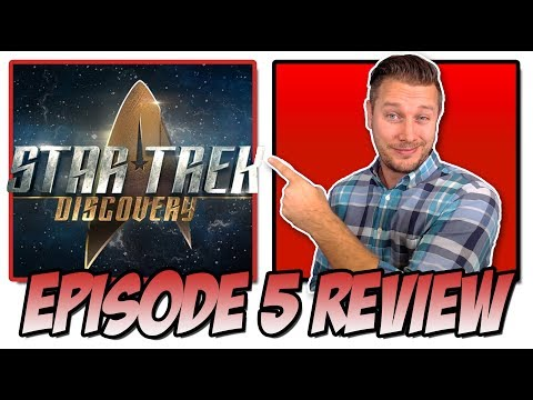 """Star Trek: Discovery - TV Review Episode 5 """"Choose Your Pain"""" 01x05"""