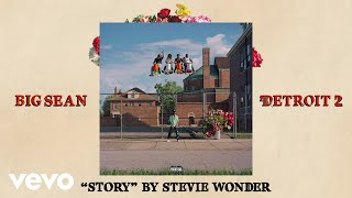 Watch Big Sean Story By Stevie Wonder video