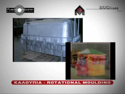 PLASTIC INDUSTRY NEW MACHINERY VIDEO