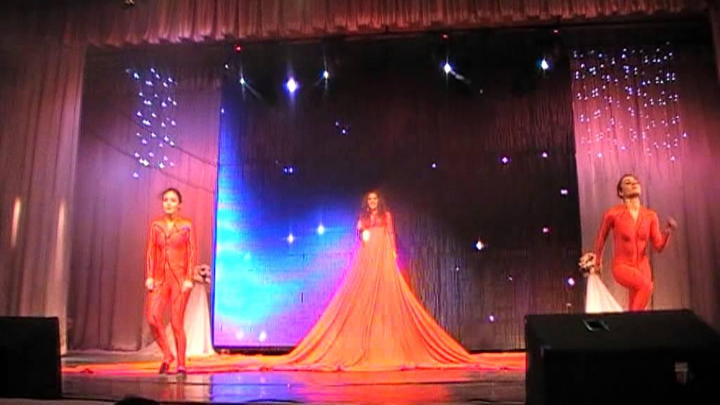 Мисс СКФУ-2013 Творческий номер)))