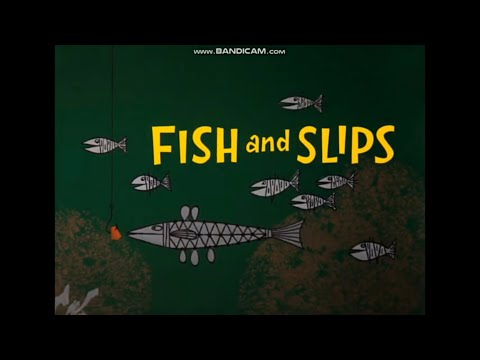 Looney Tunes - Fish And Slips (1962) Opening Title & Closing