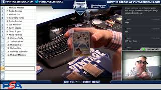 8_17_18 - 1983 Topps Baseball Wax Pack #44 Break Video Opening