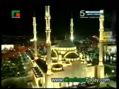Grozni Prijestolnica Čečenske Republike Doovi