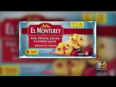 Damon & Cory - Frozen breakfast food recall