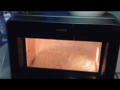Whirlpool Max Microwave Bursts Into Flames