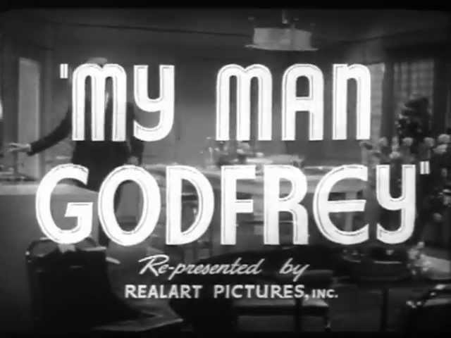 My Man Godfrey - Trailer