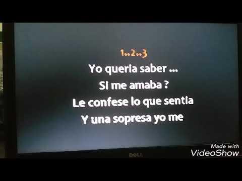 Karaoke Julio Araya (varios) 25/12/17