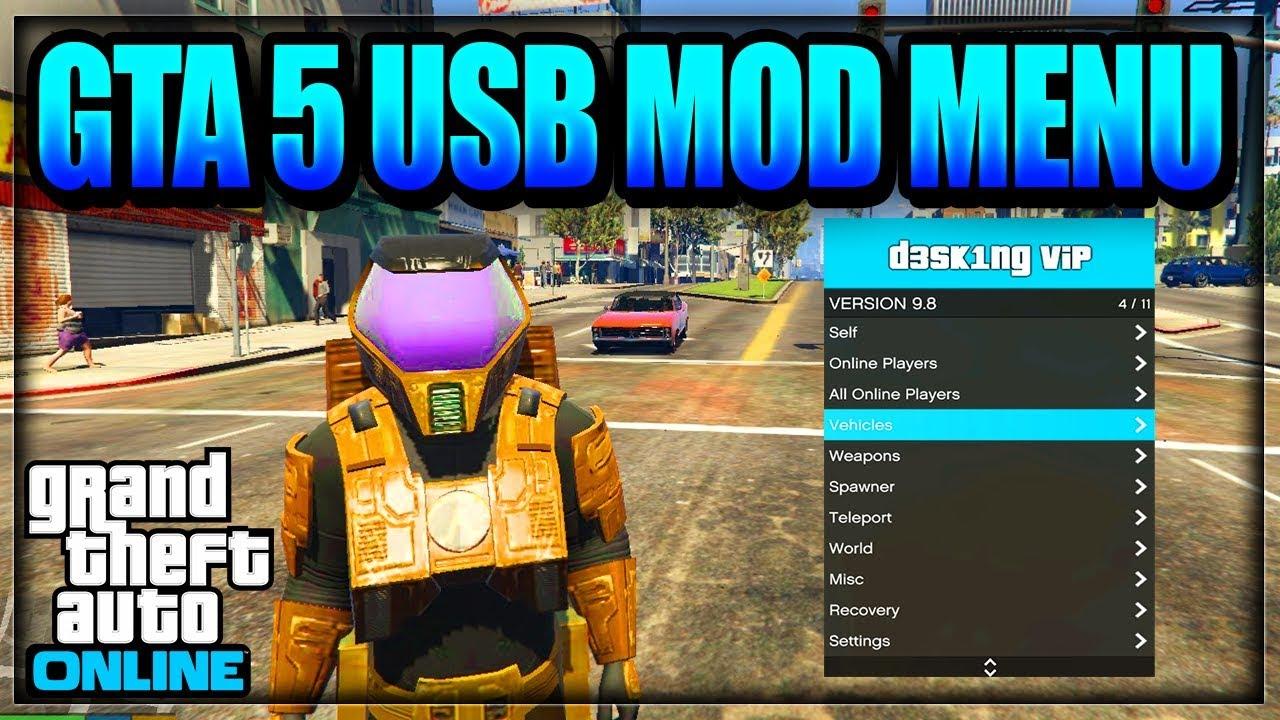 gta 5 ps4 mod menu tutorial