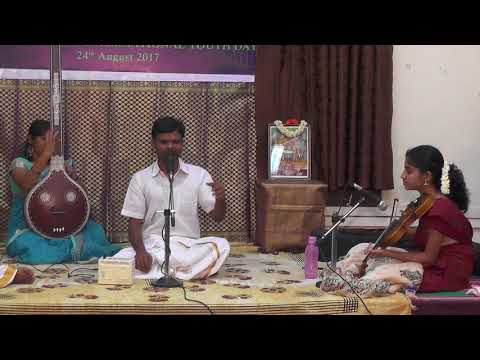 Department of Indian Music  l  University of Madras l Sri Partha Sarathy Swami Sabha