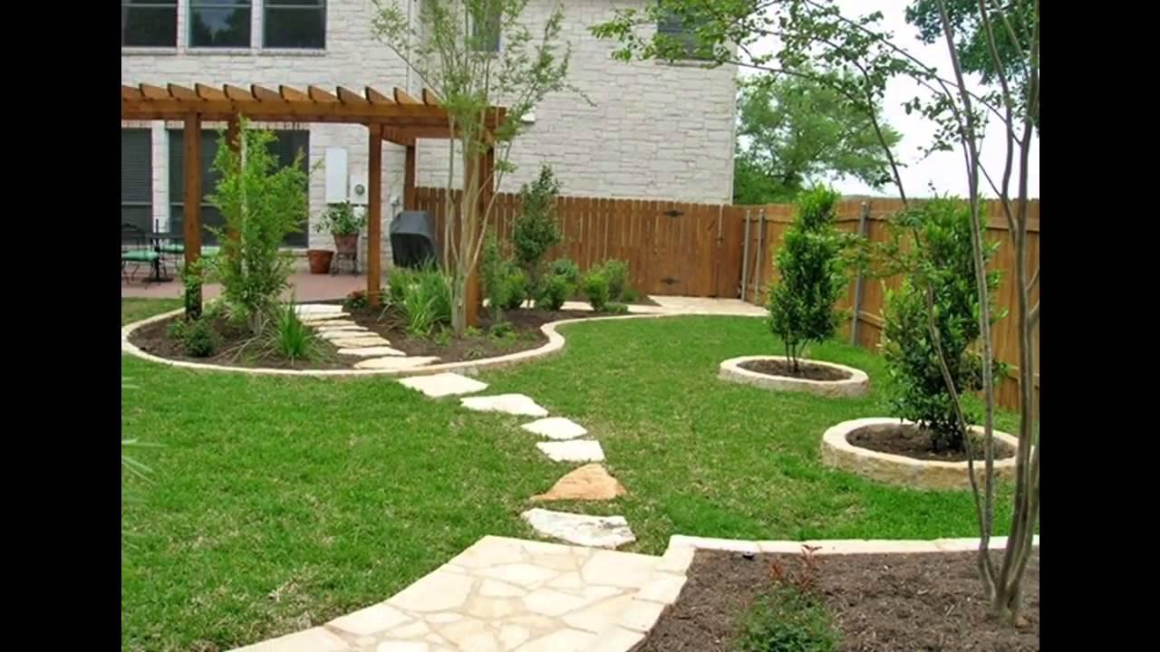 Best Home Yard landscape design - YouTube on Best Backyard Landscaping id=51161
