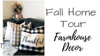 Fall Home Decor Tour // Country Farmhouse