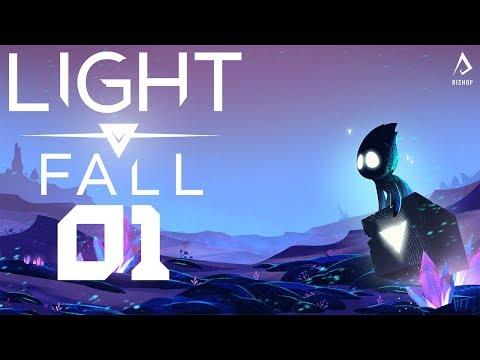 Light Fall - Saving Numbra - Ep 01 - Letu0027s Play Light Fall Gameplay
