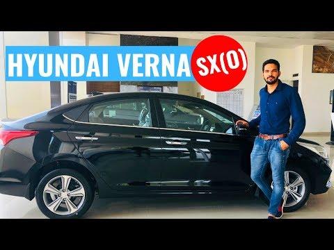 2019 Hyundai Verna  SX(O) AT Variant Full Detailed Review | Hyundai Verna SX(O) | CarQuest