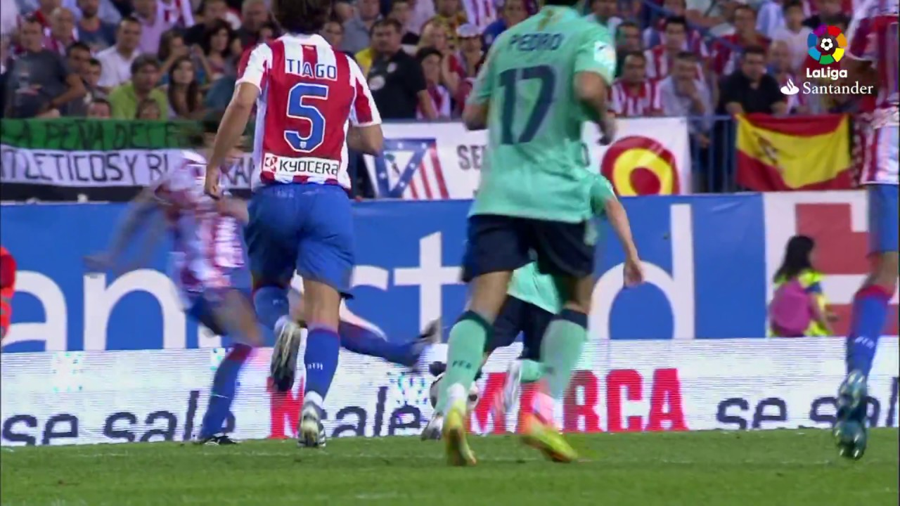 Resumen De Atlético De Madrid Vs Fc Barcelona 1 2 2010