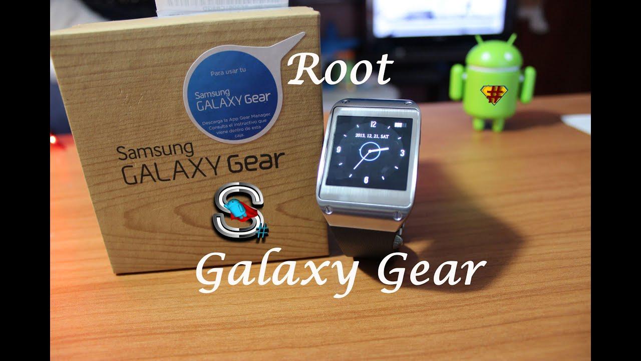 Root Galaxy Gear en 5 minutos! // Tu Android Personal