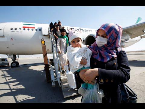 وفاة شخصين في إيران جراء الإصابة بفيروس كورونا  - نشر قبل 2 ساعة