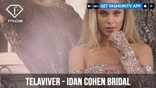 Telaviver Presents Bar Zomer in Idan Cohen Bridal Collection   FashionTV   FTV