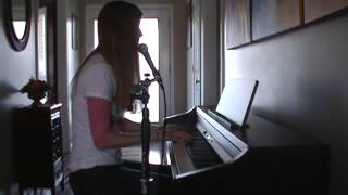 Only Hope piano / vocal cover ( Mandy Moore ) from A Walk to Remember