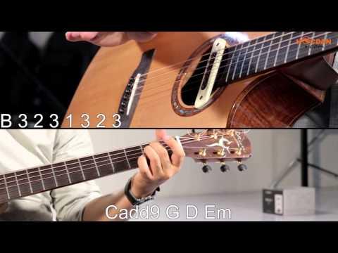 [Guitar]Hướng dẫn: Let her go - Passenger