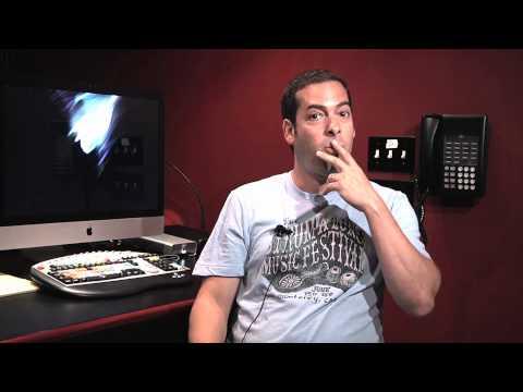 Albert Castiglia's Interview with Blues Revue Editor Art Tipaldi pt 1.mov