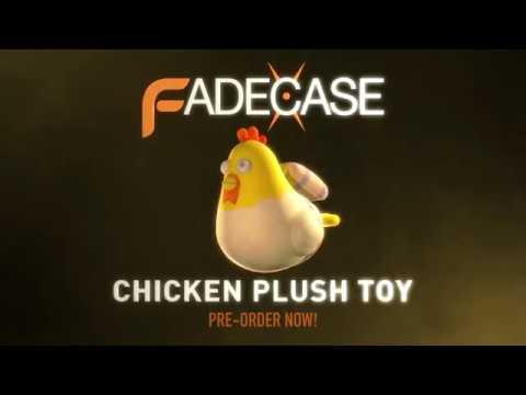 Chicken C4 Plush Toy!