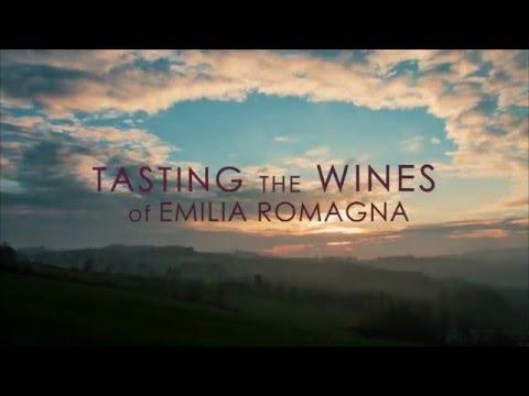 Tasting the Wines of Emilia Romagna
