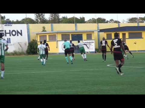 "Futbol FFK C. Dominguito vs Willemstad 05 02 2017 (Full Math ""Bonus"")"