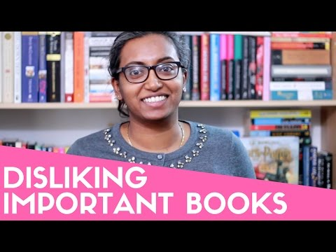 Disliking Important Books | Discussion