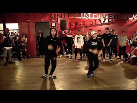 Kaycee Rice - Gucci Gang - Lil Pump Dance...