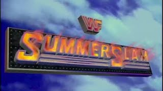 WWE Summerslam The Complete Anthology: 1993