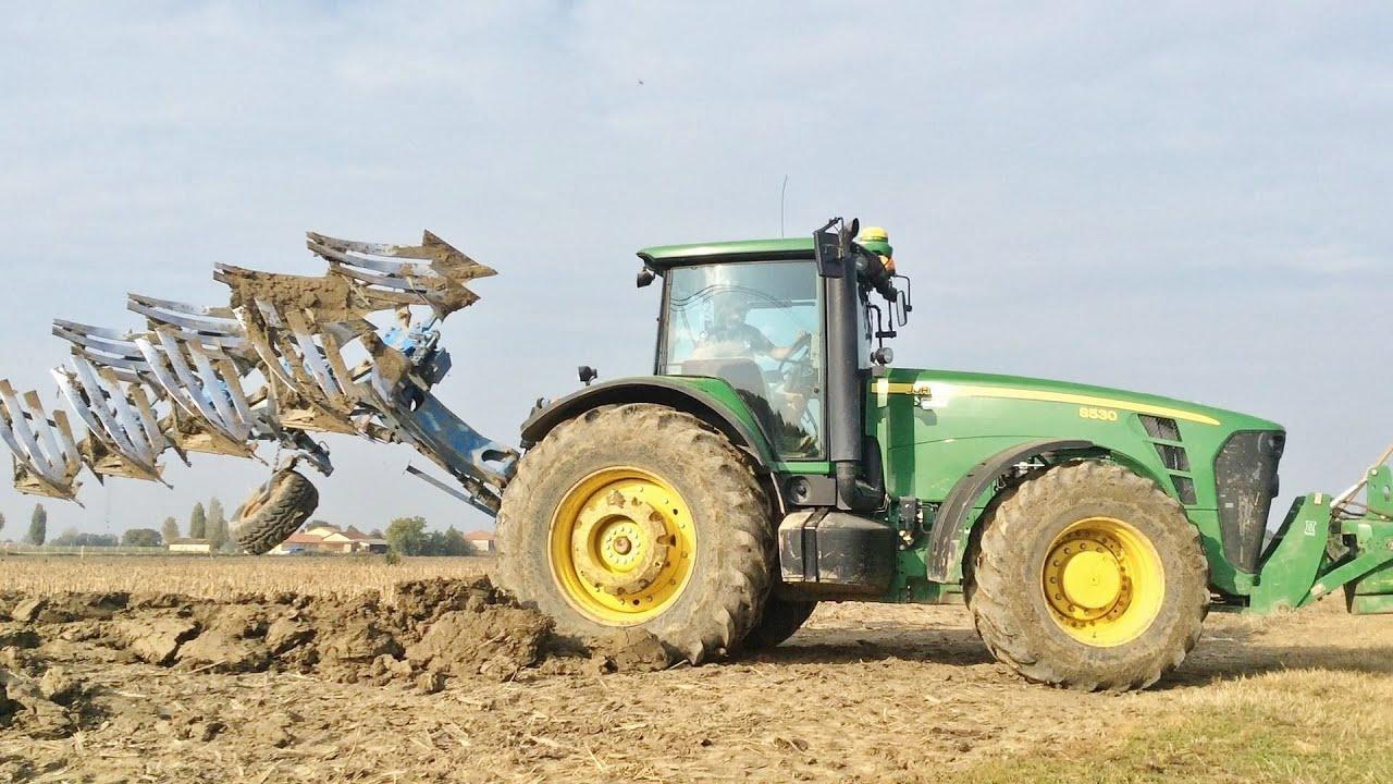 Tracteur John Deere Dessin
