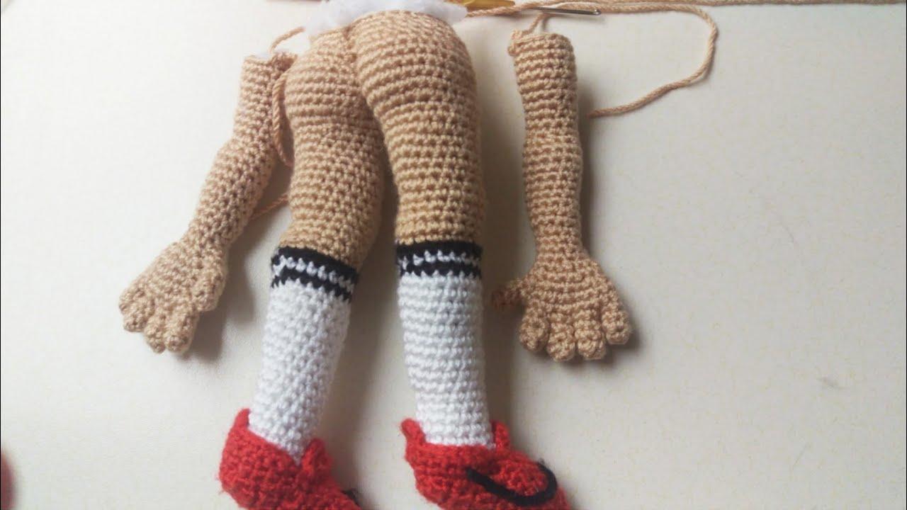 11. AMIGURUMI Juliet BEBEK ÖRGÜ SAÇ TARİFİ - (Handmade Stuffed Toy ... | 720x1280