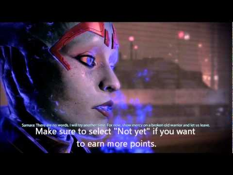 How To Get Unlimited Paragon Points In Mass Effect 2