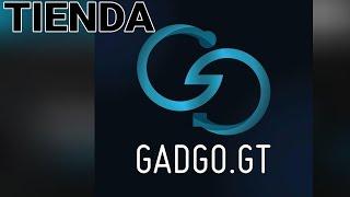 REVISADO DE LA TIENDA EN LINEA GADGO.GT