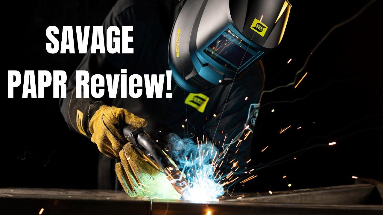 Download ESAB Savage PAPR Review & Demo