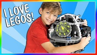 THE LEGO PRANK IS BACK!   We Are The Davises