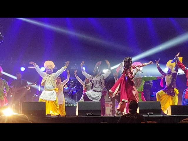 Jenny Johal performing Narma @ E3 UK LIVE BARCLAYCARD ARENA BIRMINGHAM 15/04/2017