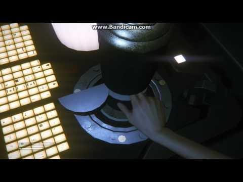 Escaping the Nostromo Alien Isolation