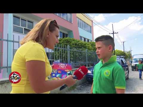 """Stop - Yzberisht, teksti  """"+18 vjec"""", shpërndahet për klasën e tretë! (21 shtator 2017)"""