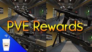 Warface || All PVE Rewards Items Raw Video