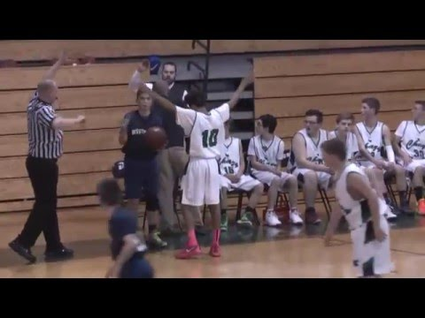 Chazy - Westport Modified Boys  12-21-15
