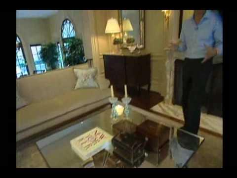 Brian Gluckstein - Living Room Architecture