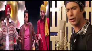 Repeat youtube video Po Po Song Ft  Vikas Bhalla  Son Of Sardaar FreshMaza Com]