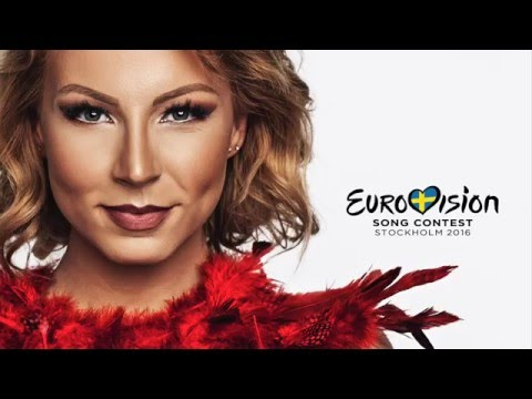 ManuElla - Blue and Red (Eurovision Song Contest 2016)