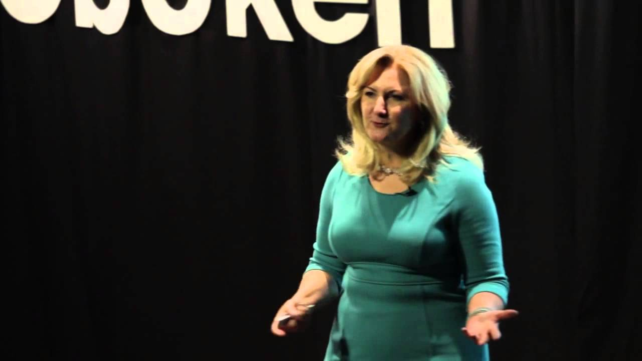 The boost revolution, expanding possibilities for business: CV Harquail at TEDxHoboken